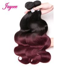 Jaycee Ombre Malaysian Body Wave Hair Bundles 1B/99j Ombre Human Hair Weave Bundles Two Tone Bungundy Human Hair Extensions     Wholesale Priced Wigs, Extensions, And Bundles!     FREE Shipping Worldwide     Buy one here---> http://humanhairemporium.com/products/jaycee-ombre-malaysian-body-wave-hair-bundles-1b-99j-ombre-human-hair-weave-bundles-two-tone-bungundy-human-hair-extensions/  #hair_weaves