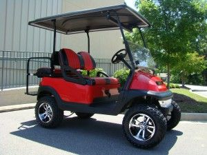 King of Carts is an ideal place if you are looking for custom used golf carts for sale. According to your suitability, you can choose from a range of electric and gas golf cart.