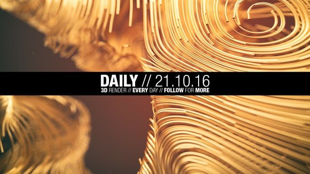 The Daily Render // 21.10.2016 // Timelapse / Speedart  Subscribe! // https://www.youtube.com/c/stevenemersonuk?sub_confirmation=1  Full LIVE Broadcast // https://www.youtube.com/watch?v=7MjxXYQfqUM    Made Using - Maxon Cinema 4D, OTOY OctaneRender & Adobe After Effects  Around 1 hour condensed to 4 minutes.    Like - https://www.facebook.com/stevenemersonuk  Follow - https://twitter.com/stevenemersonuk  Follow - https://instagram.com/stevenemersonuk/  Snap…