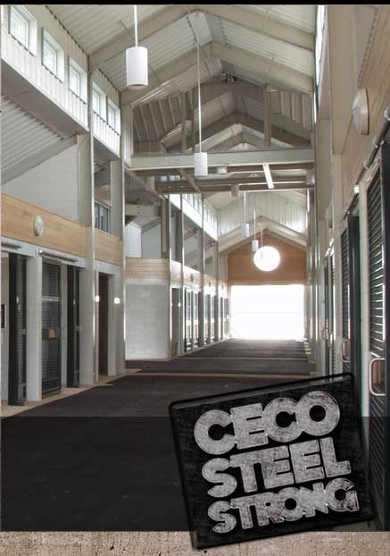 Ceco Building Systems Steel Building Amp Metal Building