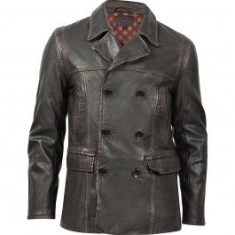 Durango Leather Company The Deacon Jacket