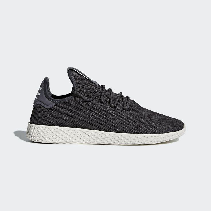 Dieser Schuh für Männer ist das Ergebnis der Zusammenarbeit zwischen adidas  Originals und Pharrell Williams und