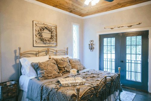 Fixer Upper Magnolia Homes Off White Walls And French Doors