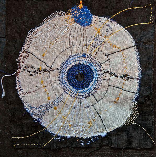 stitchery by Junko Oki
