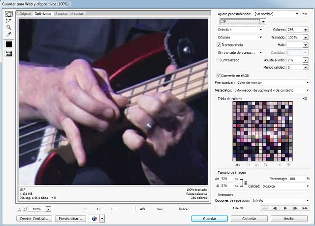 Crea GIFs animados con Photoshop Con este tutorial puedes aprender como generar un GIF animado a partir de un vídeo. ¡No te quedes fuera de la moda de hoy!  http://blog.mp3.es/como-crear-gifs-animados-con-photoshop/?utm_source=pinterest_medium=socialmedia_campaign=socialmedia   #tutoriales #gifanimados