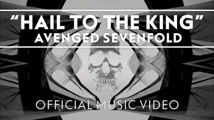 Avenged Sevenfold - Hail To The King [Official Music Video]