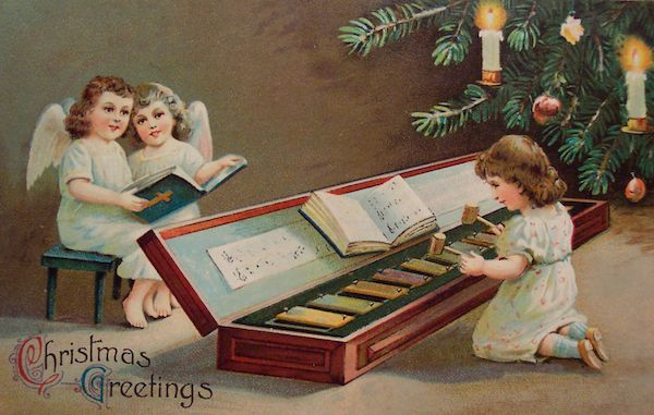 Christmas Carols: What Child is This? Lyrics, history, and videos.