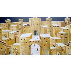 Norberto in mostra ad Assisi fino al 30 giugno.