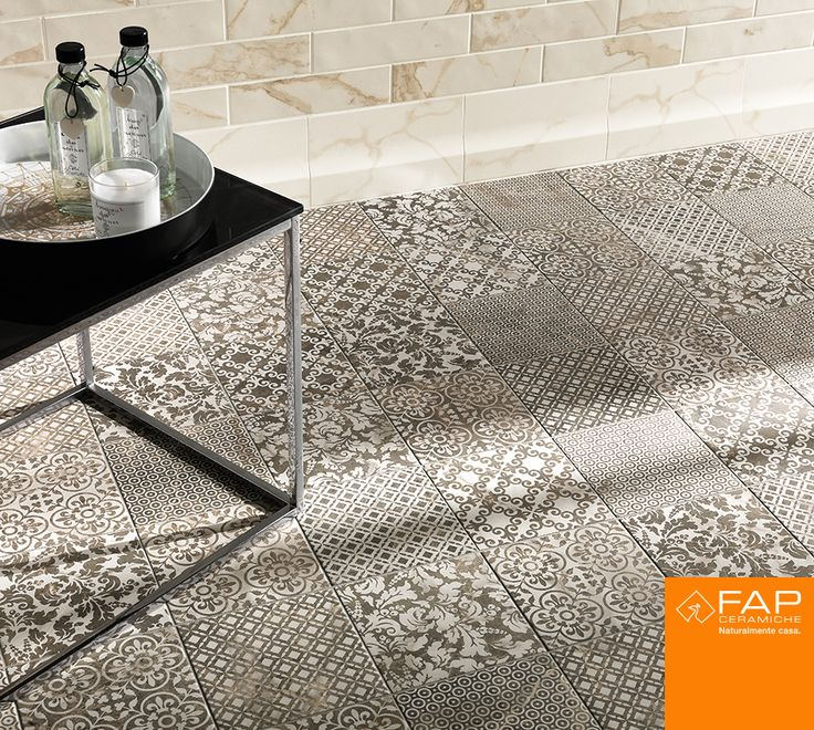 #Roma: Elegant and decò: the collection has all the decorative elements you need to create the style you want.