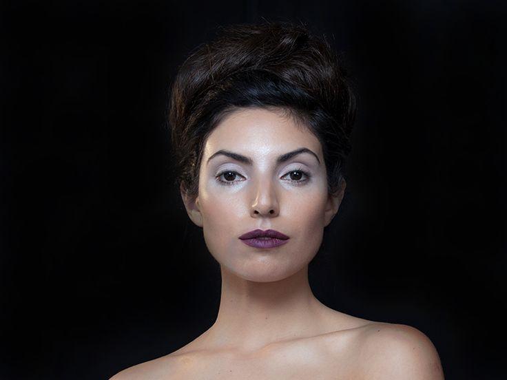 Pelo y maquillaje por @evatangol