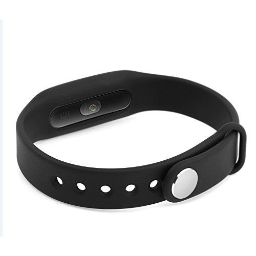 Newest version Kekexili Xiaomi Mi Mi 1S band band Pulse Heart Rate Smart Volume Fitness Tracker IP67 for Xiaomi Apple iOS 70 iPhone 4s  5  5c  5s  0606 Plus  6s  6s Plus ect * To view further for this item, visit the image link.