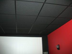 Black Ceiling Tiles 24