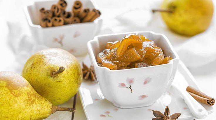 La Ricetta della Marmellata di Pere e Cannella: Scopri come realizzare questa deliziosa e profumata conserva. Ottima sul pane o per farcire dolci e torte