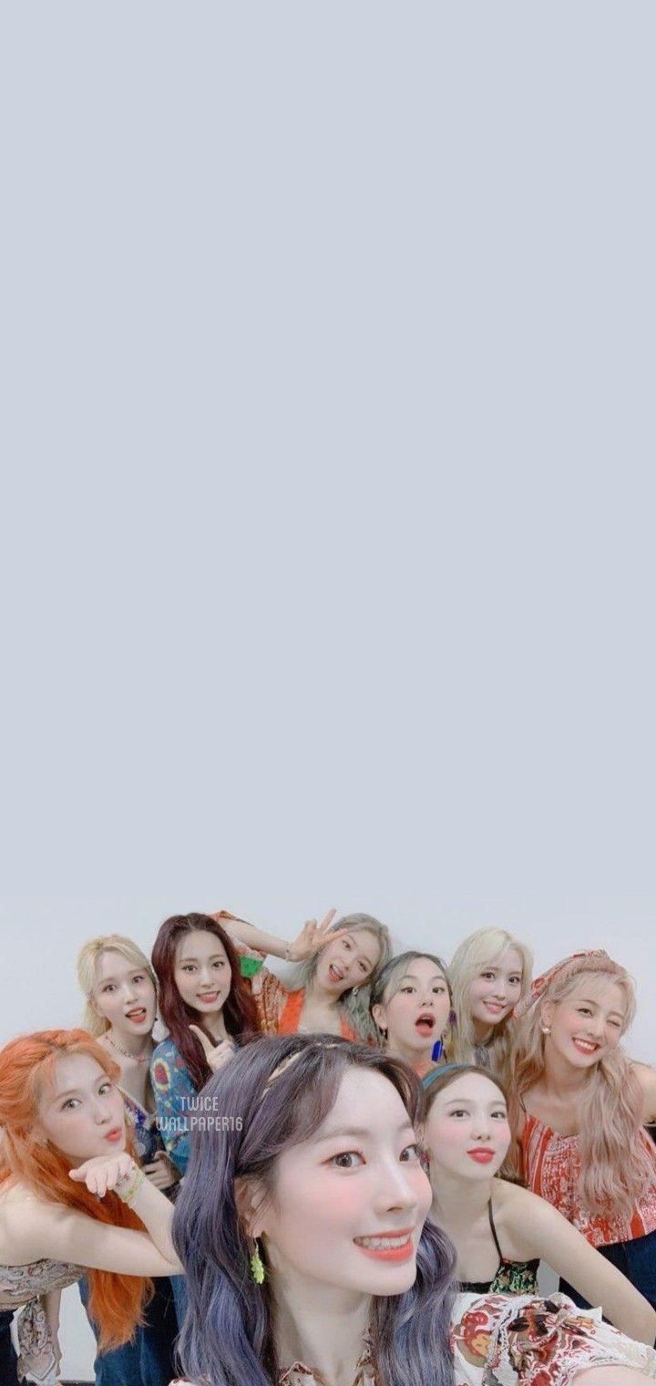 Twice Wallpaper Twice Twice Album Lockscreen
