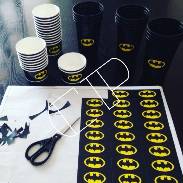 Ideas fiesta de Batman
