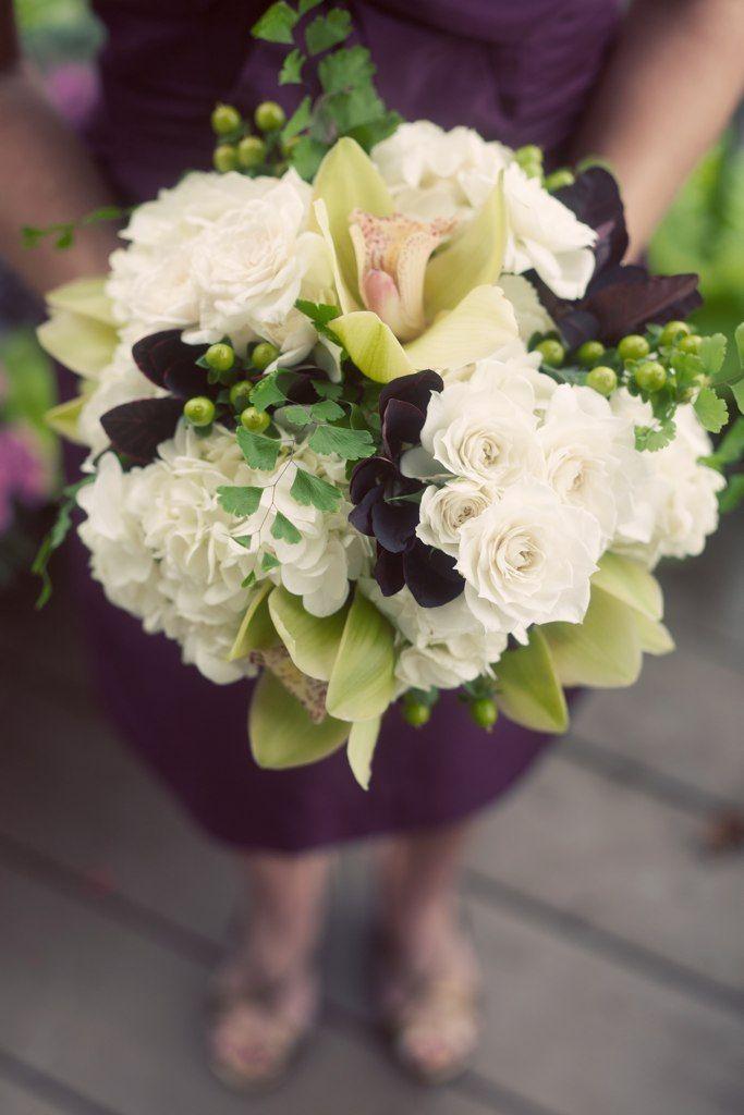 Bouquet Wedding Bridesmaid Bouquets Bridal Flowers Blue Hobbs Kansas City