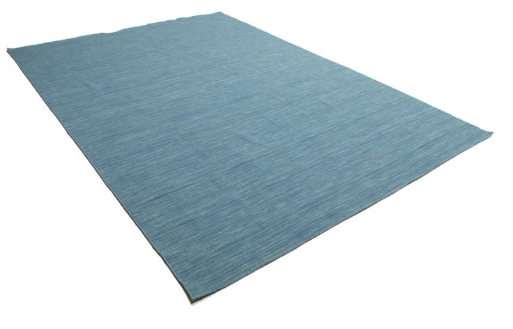 Kelim loom - Modrá 250x350 - RugVista
