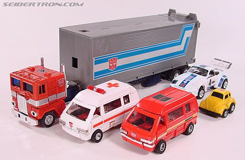 Transformers Generation 1 Toys - I would do anything for this collection