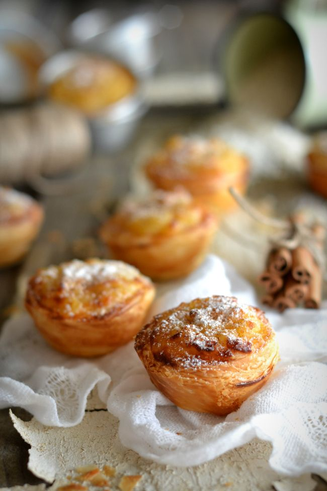 Rice Pudding Pastries