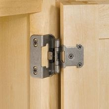 Semi Concealed Cabinet Hinges By Type Kitchen Pinterest Cabinets