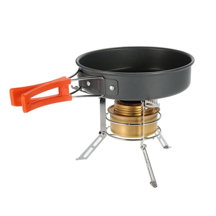CPJ-13 Stove Stand Portable Stainless Steel Rack Legs Support Cooking Equipment #LIXADA