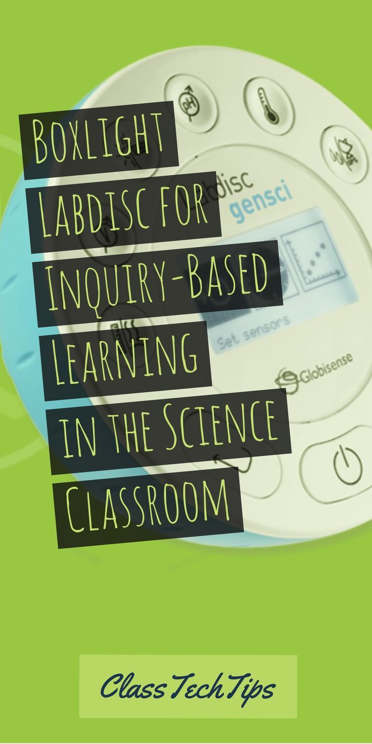 Looking for new tools for your science classroom? Interested in inquiry-based learning this school year? You'll want to check out the Labdisc portable lab from the folks at Boxlight. Designed to help facilitate inquiry-based learning experiences, this tool can be used in a variety of science classrooms. project based learning, science website, field trip