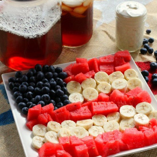 memorial day dip ideas