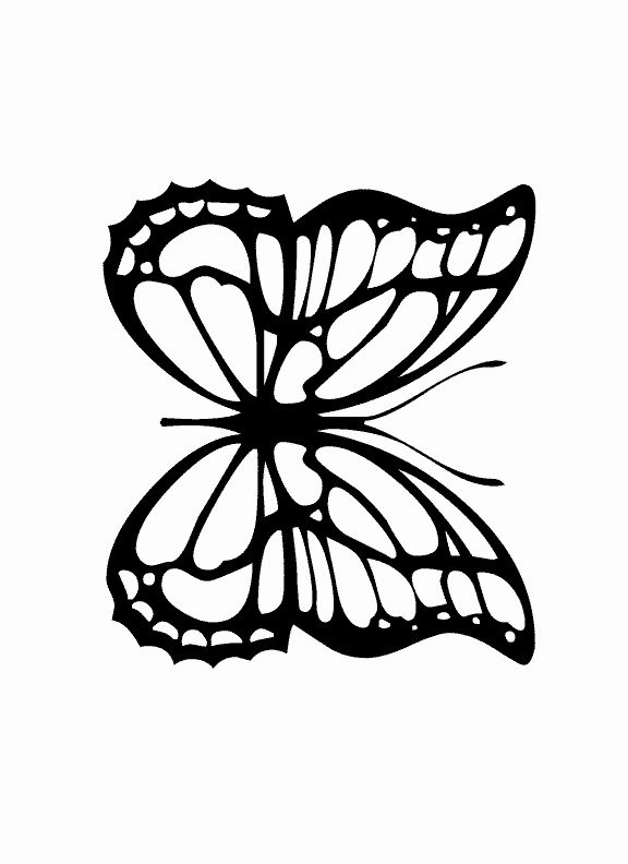 Monarch Butterfly Coloring Page Inspirational Free Monarch Butterfly Outline Download Fr Butterfly Coloring Page Butterfly Outline Coloring Pages Inspirational
