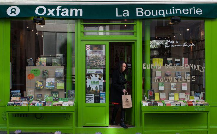 @D.Bedel La deuxième Bouquinerie parisienne - rue Saint Ambroise dans le 11e