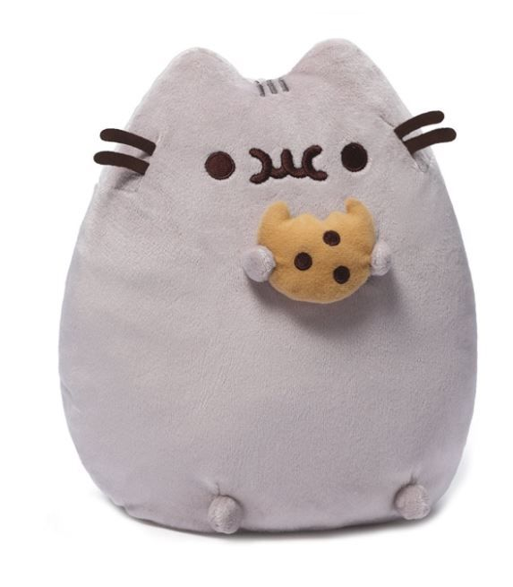 GUND Pusheen With Cookie (affiliate link)