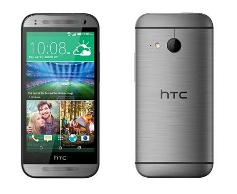 Check out the HTC One mini 2 (Gunmetal Gray) at the HTC Shop