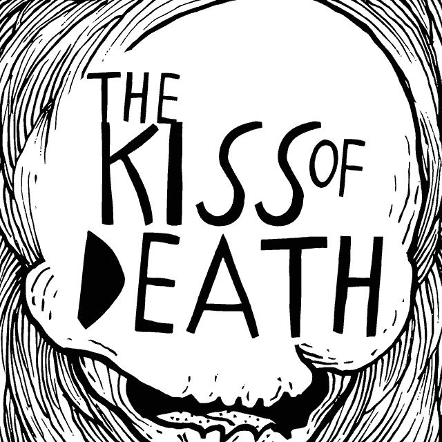 The Kiss of Death https://www.facebook.com/MrCapdevila/ https://www.behance.net/capdevila  https://vimeo.com/user57200636