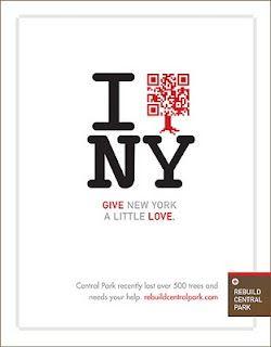 QR Code New York