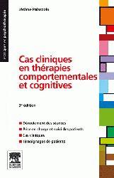 Cas cliniques en thérapies comportementales et cognitives-elsevier / masson-9782294715167