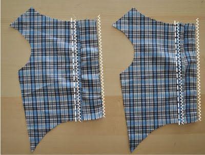 coser camisa para perro