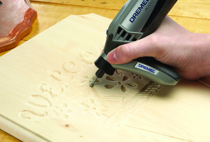 Dremel Wood Carving Projects