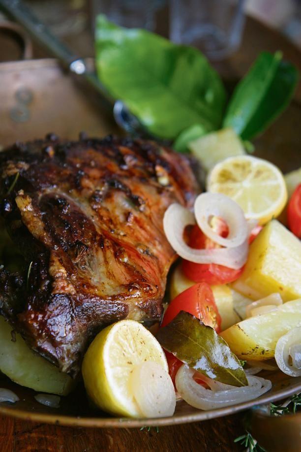 Resep | Griekse lamsboud (Errieda du Toit)
