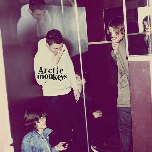 Arctic Monkeys - Humbug - LP -Sealed-New Record on Vinyl Track Listing - My Propeller - Crying Lightning - Dangerous Animals - Secret Door - Potion Approaching - Fire And The Thud - Cornerstone - Danc