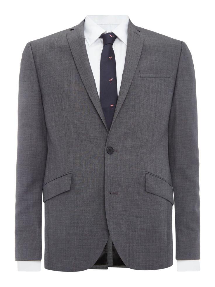 Buy: Men's Kenneth Cole Taylor SB2 Sharkskin Suit Jacket, Grey for just: £69.00 House of Fraser Currently Offers: Men's Kenneth Cole Taylor SB2 Sharkskin Suit Jacket, Grey from Store Category: Men > Suits & Tailoring > Suit Jackets for just: GBP69.00