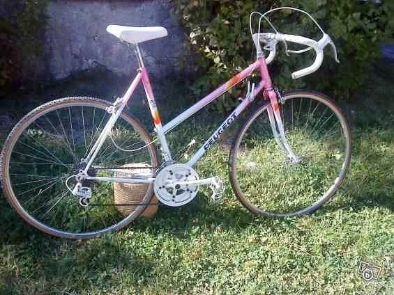 Velo course peugeot femme Vélos Alpes-de-Haute-Provence - leboncoin.fr