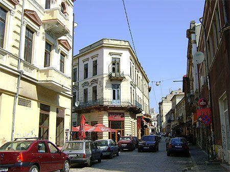 Bucarest-centre ville