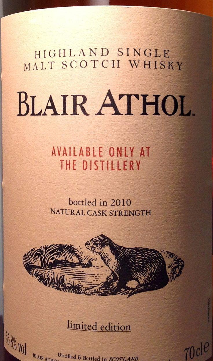 Blair Athol 55.8% Distillery Only