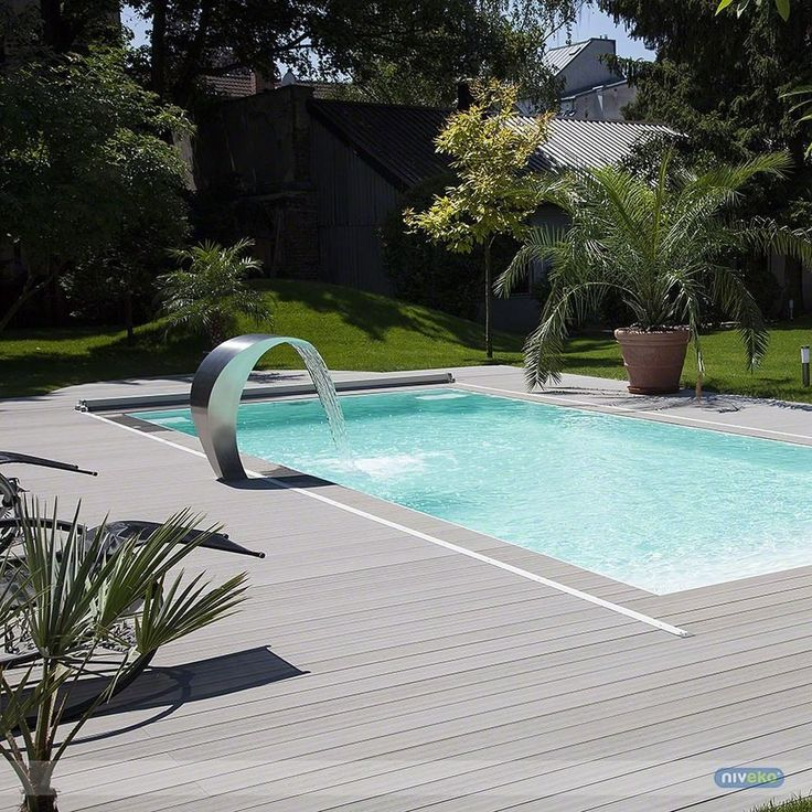 Touch of fancy... :-) #lifestyle #design #health #summer #relaxation #architecture #pooldesign #gardendesign #pool #swimmingpool #pools #swimmingpools #niveko #nivekopools