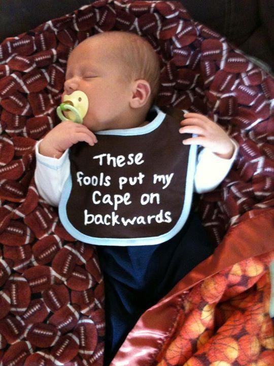 lolCapes, Baby Boys, Children, Future Kids, Future Baby, Baby Bibs, Funny Baby, So Funny, Baby Gift