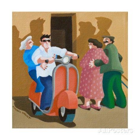 Carpe Diem, 2010 Giclee Print by Victoria Webster - AllPosters.co.uk