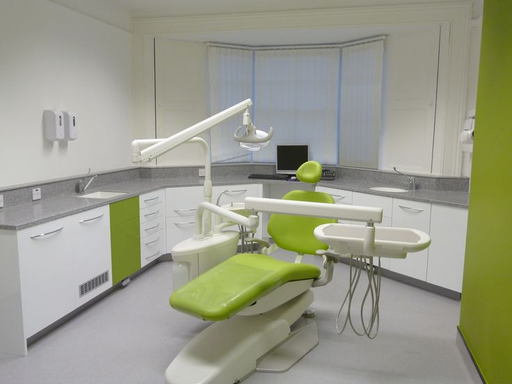 Dental surgery design inspiration