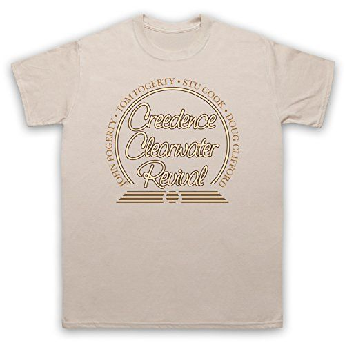 creedence clearwater revival tee shirt