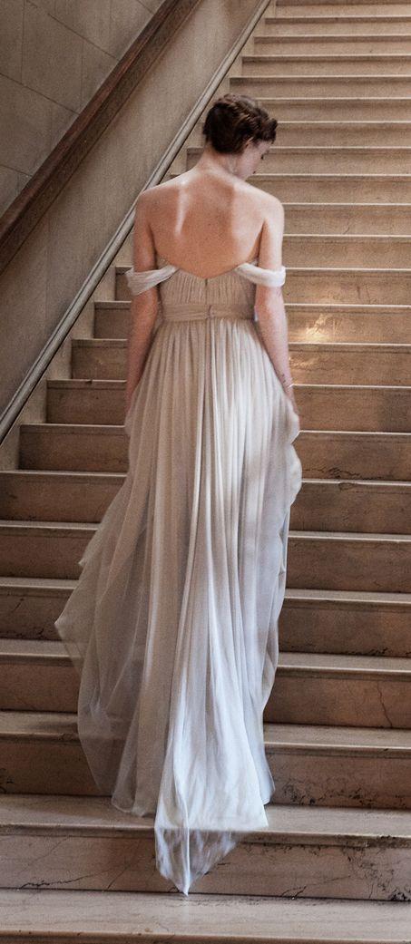 Miss Millionairess / karen cox. Grecian gown