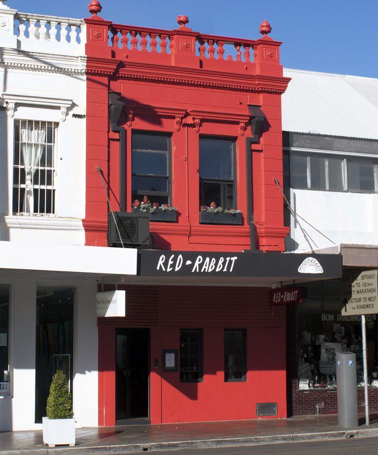 www.aplincreative.com  Red Rabbit, Woollahra, Sydney