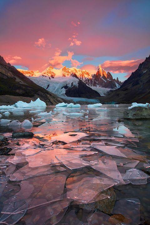 Cerro Torre Patagonia Argentina | Jane Wei Say Ye…